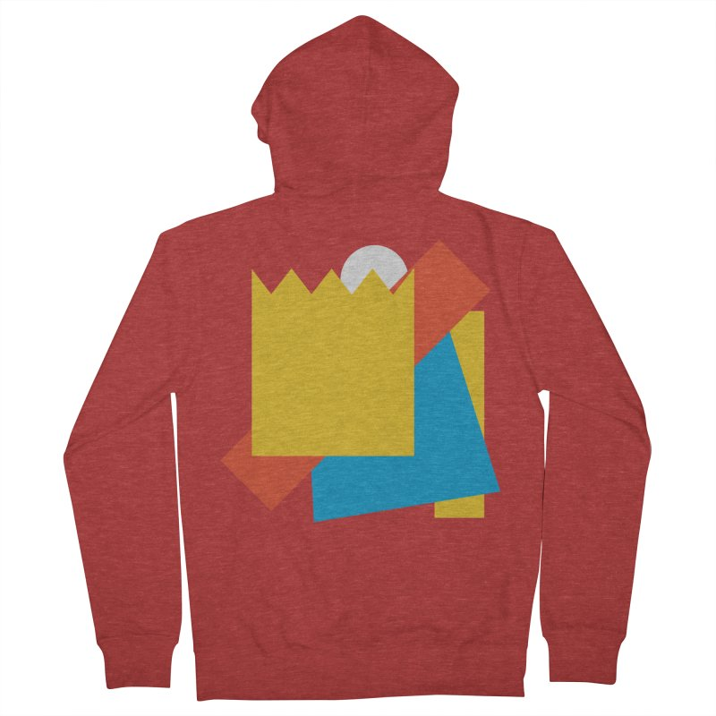 Holomew Women's French Terry Zip-Up Hoody by Shadeprint's Artist Shop