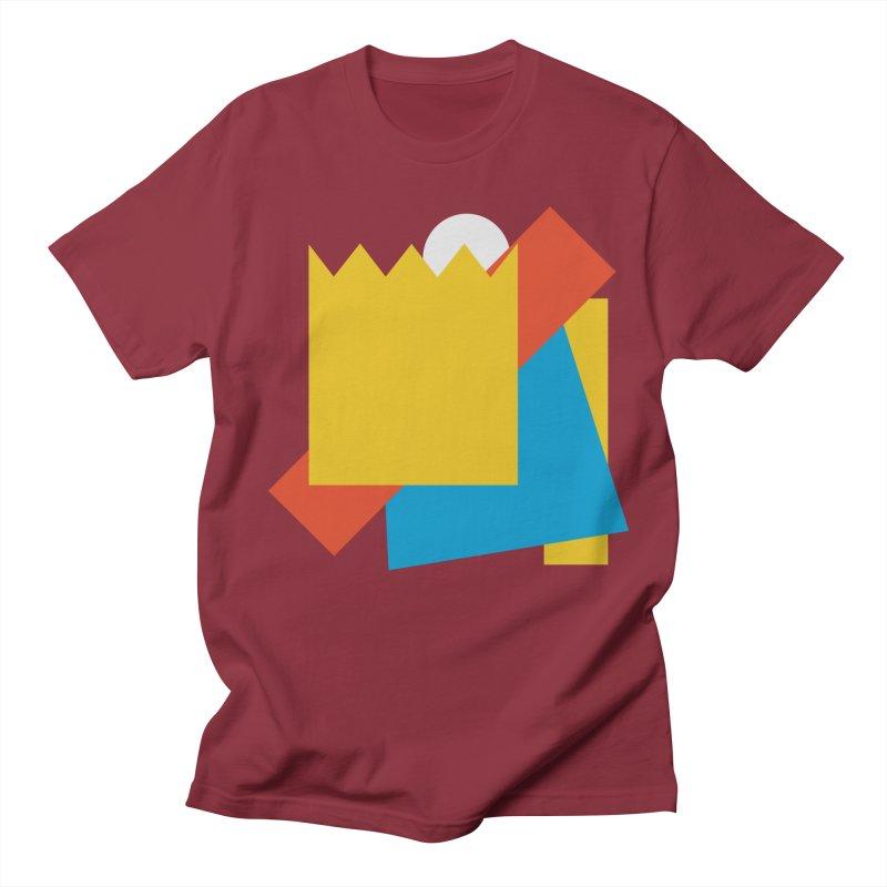 Holomew Men's Regular T-Shirt by Shadeprint's Artist Shop