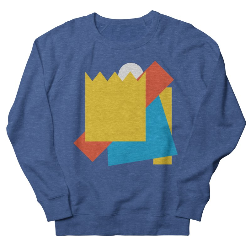 Holomew Men's French Terry Sweatshirt by Shadeprint's Artist Shop