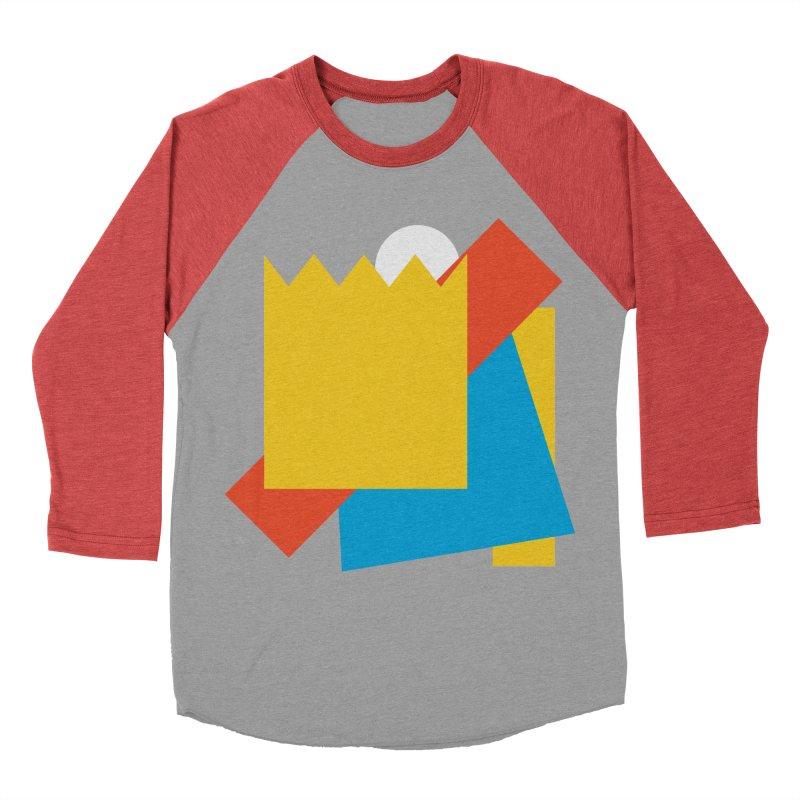 Holomew Women's Baseball Triblend Longsleeve T-Shirt by Shadeprint's Artist Shop