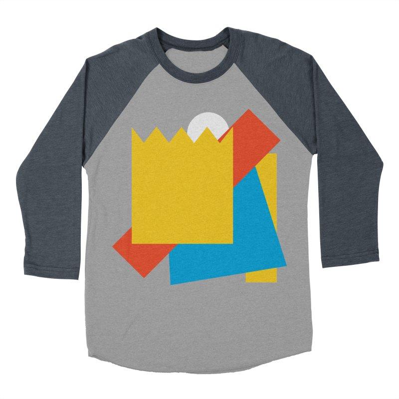 Holomew Men's Baseball Triblend Longsleeve T-Shirt by Shadeprint's Artist Shop