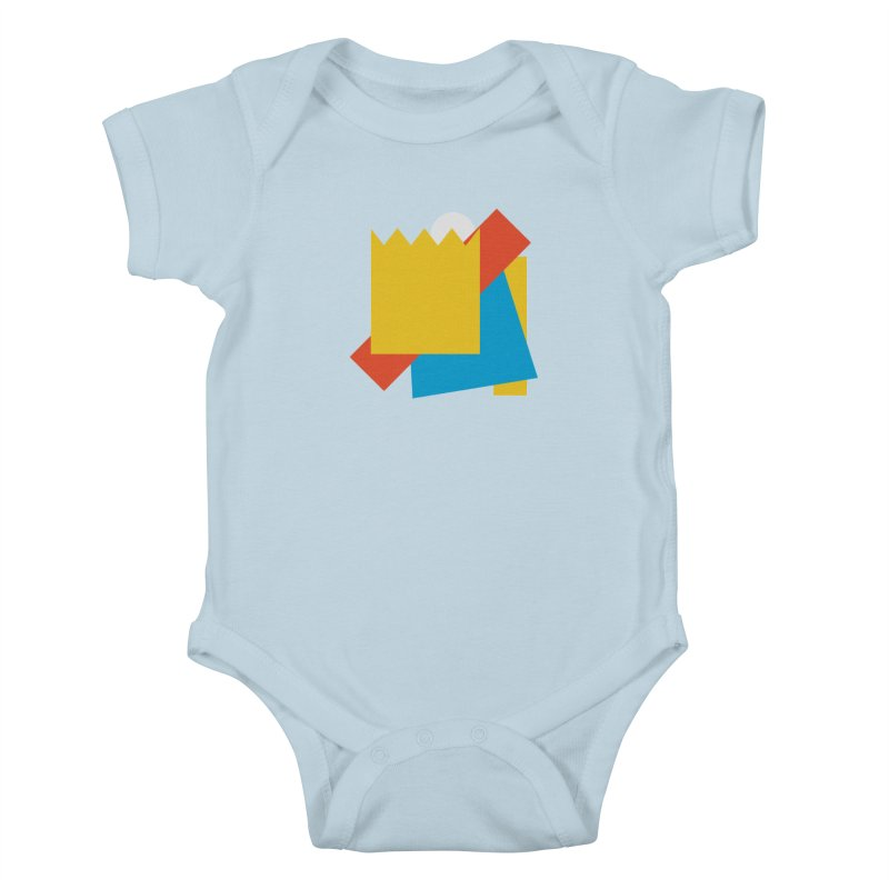 Holomew Kids Baby Bodysuit by Shadeprint's Artist Shop