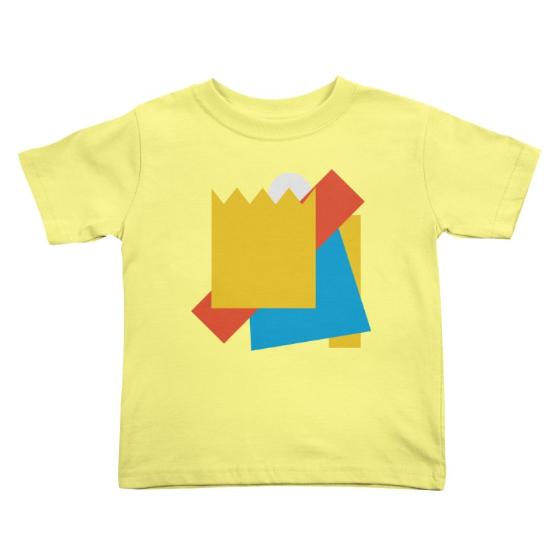 Holomew Kids Toddler T-Shirt by Shadeprint's Artist Shop