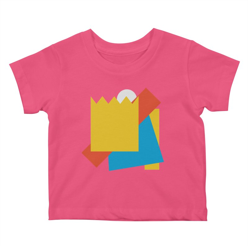 Holomew Kids Baby T-Shirt by Shadeprint's Artist Shop