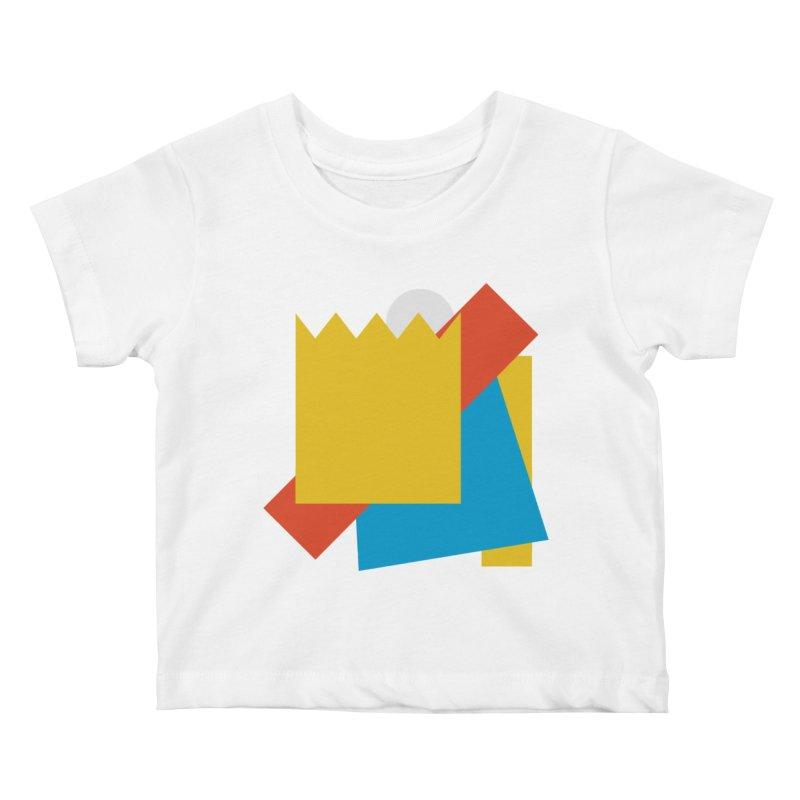 Holomew Kids Baby T-Shirt by Shadeprint's Artist Shop