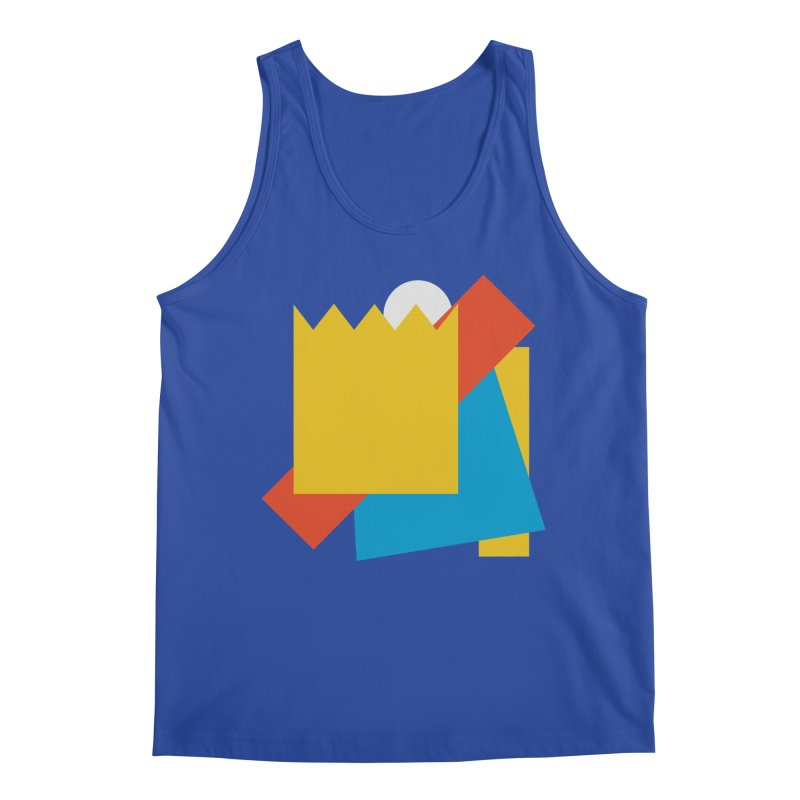 Holomew Men's Tank by SHADEPRINT.DESIGN