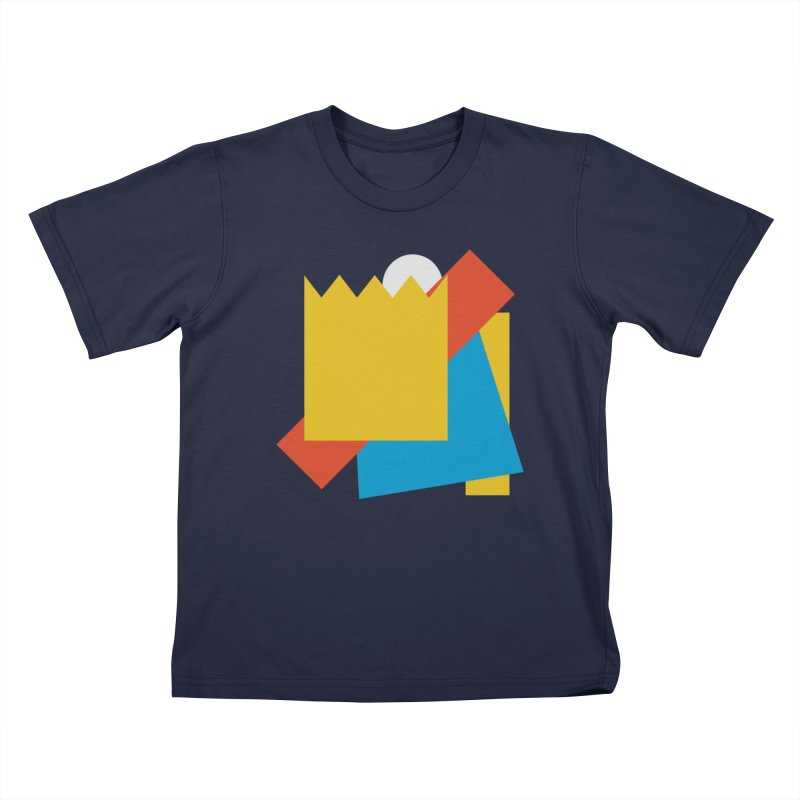 Holomew Kids T-Shirt by Shadeprint's Artist Shop