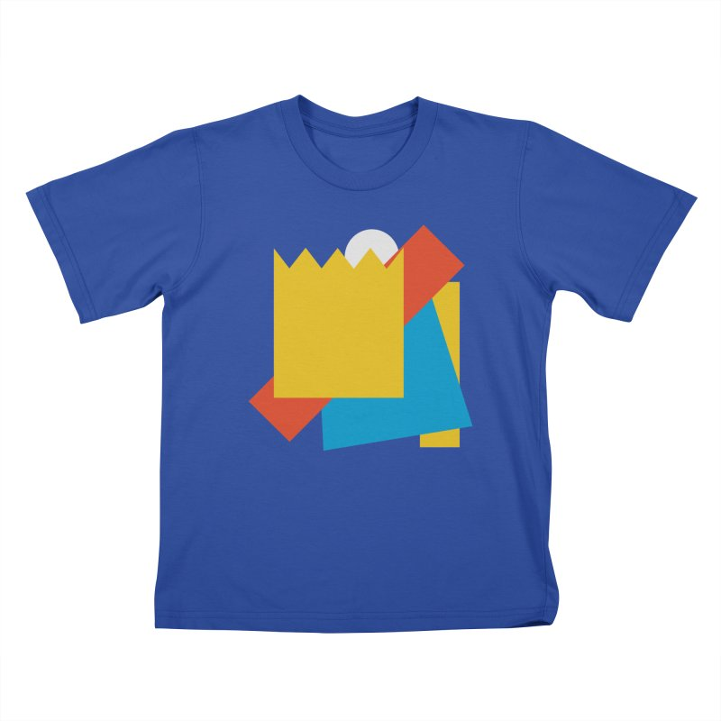 Holomew Kids T-Shirt by SHADEPRINT.DESIGN