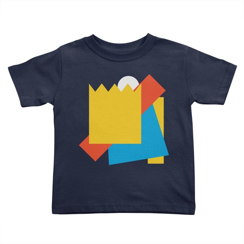 Holomew Kids Toddler T-Shirt by SHADEPRINT.DESIGN