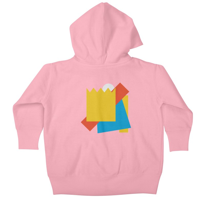Holomew Kids Baby Zip-Up Hoody by Shadeprint's Artist Shop