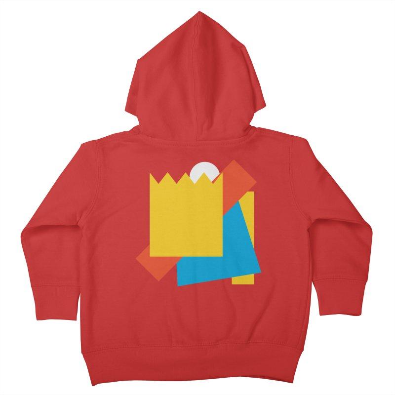 Holomew Kids Toddler Zip-Up Hoody by Shadeprint's Artist Shop