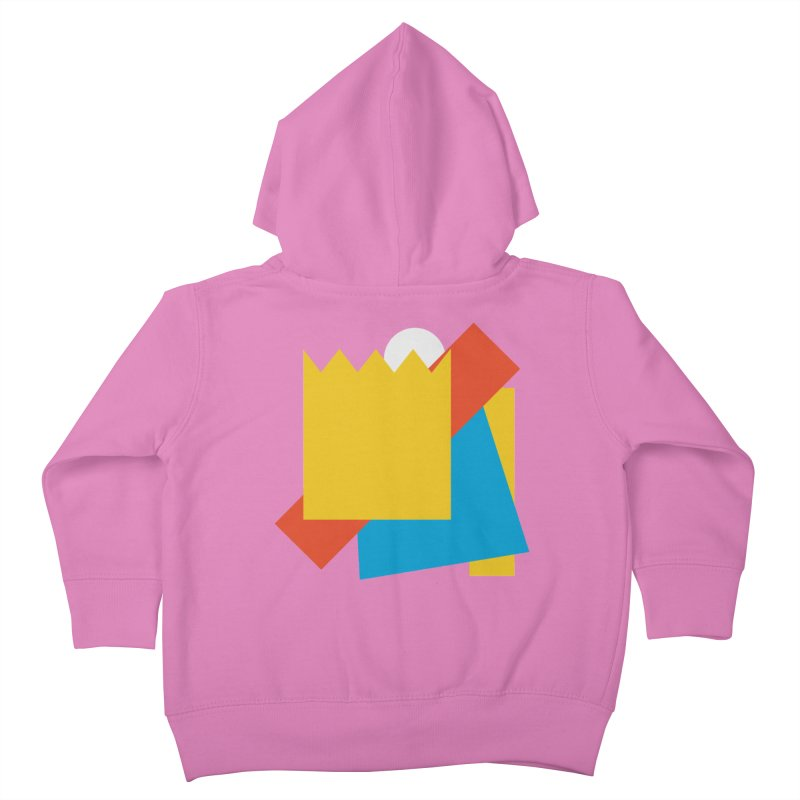 Holomew Kids Toddler Zip-Up Hoody by Shadeprint's Artist Shop