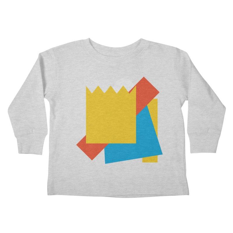 Holomew Kids Toddler Longsleeve T-Shirt by Shadeprint's Artist Shop