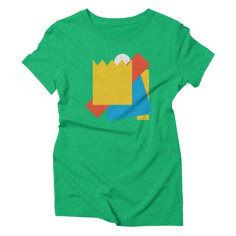 Holomew Women's Triblend T-Shirt by Shadeprint's Artist Shop