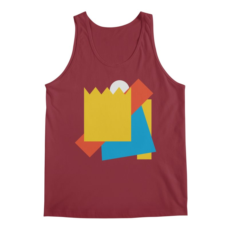 Holomew Men's Regular Tank by Shadeprint's Artist Shop