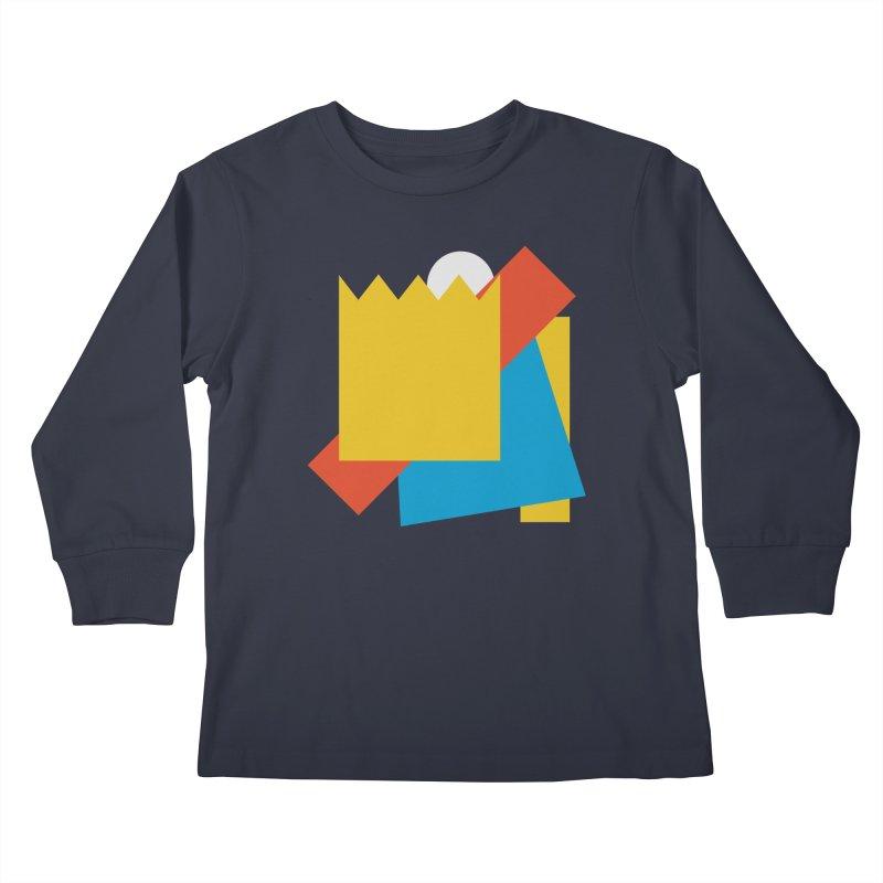 Holomew Kids Longsleeve T-Shirt by Shadeprint's Artist Shop
