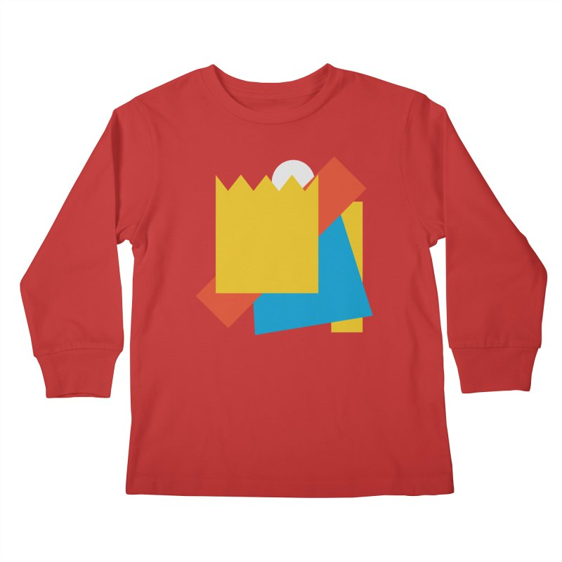 Holomew Kids Longsleeve T-Shirt by Shadeprint's Artist Shop