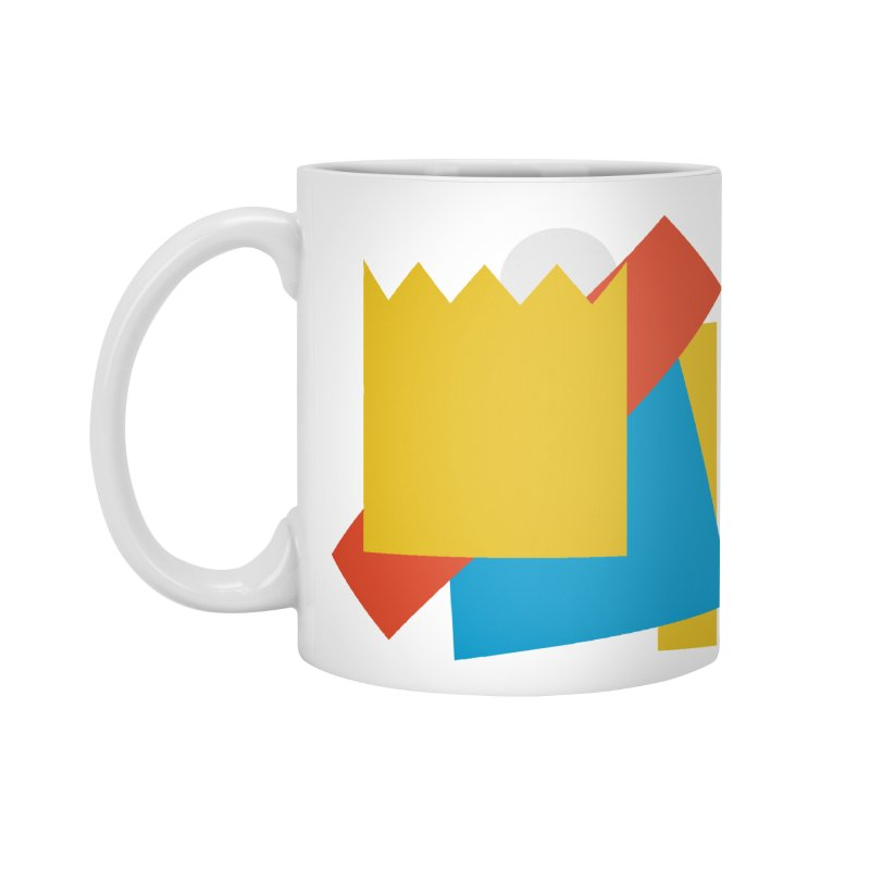 Holomew Accessories Standard Mug by Shadeprint's Artist Shop