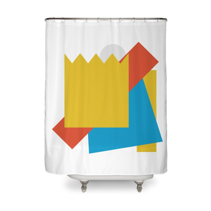 Holomew Home Shower Curtain by Shadeprint's Artist Shop