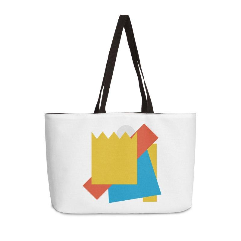 Holomew Accessories Weekender Bag Bag by Shadeprint's Artist Shop