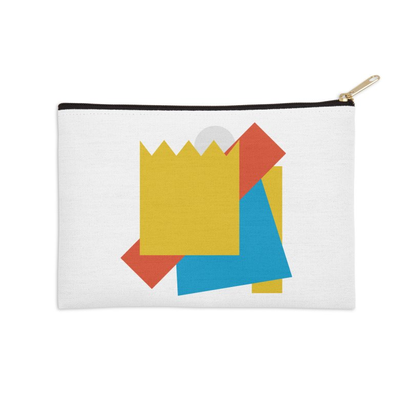 Holomew Accessories Zip Pouch by Shadeprint's Artist Shop