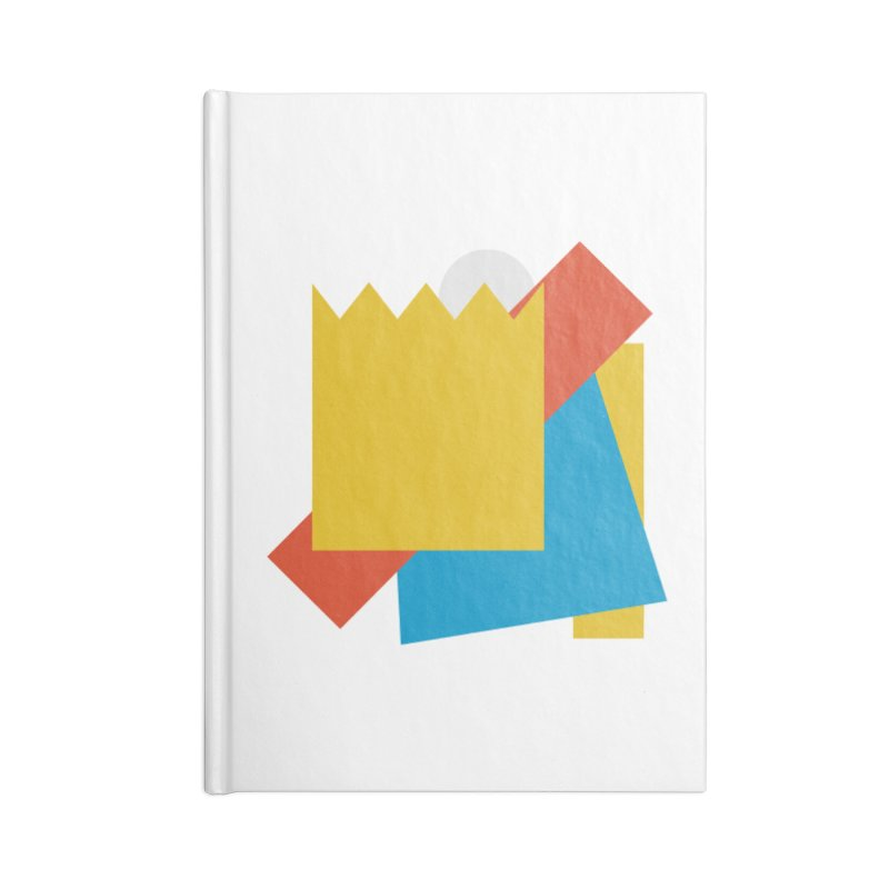 Holomew Accessories Lined Journal Notebook by Shadeprint's Artist Shop