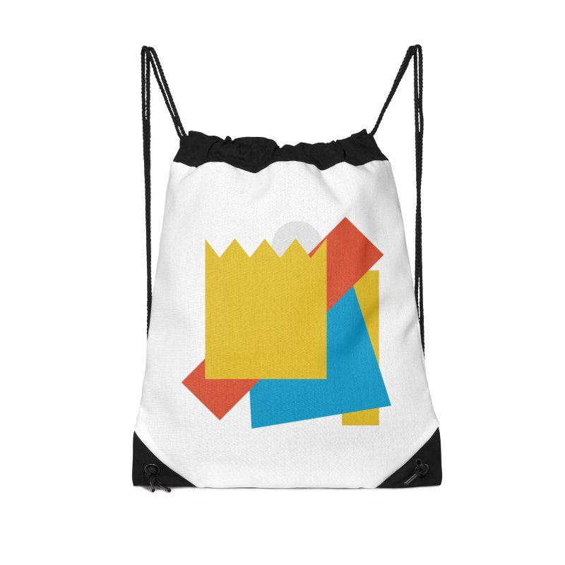 Holomew Accessories Drawstring Bag Bag by Shadeprint's Artist Shop