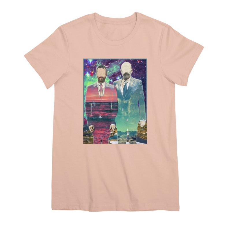 The Imperilment Department Women's Premium T-Shirt by Shadeprint's Artist Shop
