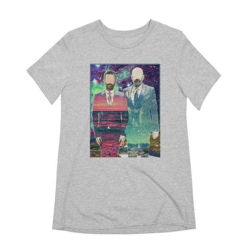 The Imperilment Department Women's Extra Soft T-Shirt by Shadeprint's Artist Shop