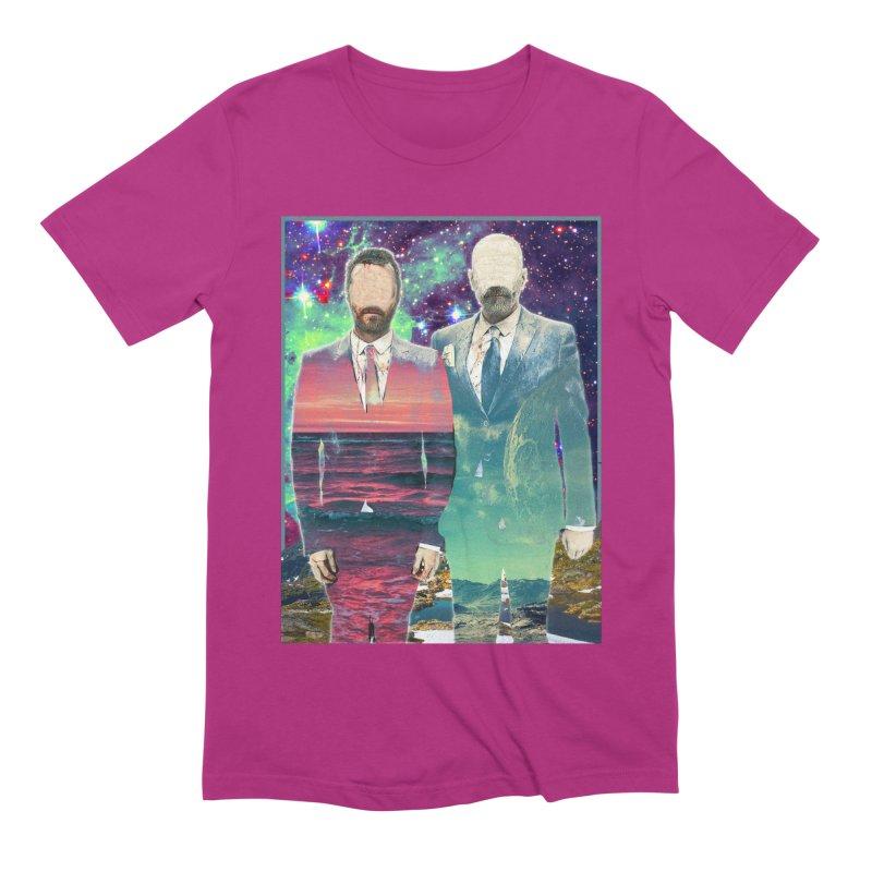 The Imperilment Department Men's Extra Soft T-Shirt by Shadeprint's Artist Shop