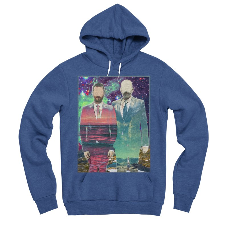 The Imperilment Department Men's Sponge Fleece Pullover Hoody by Shadeprint's Artist Shop