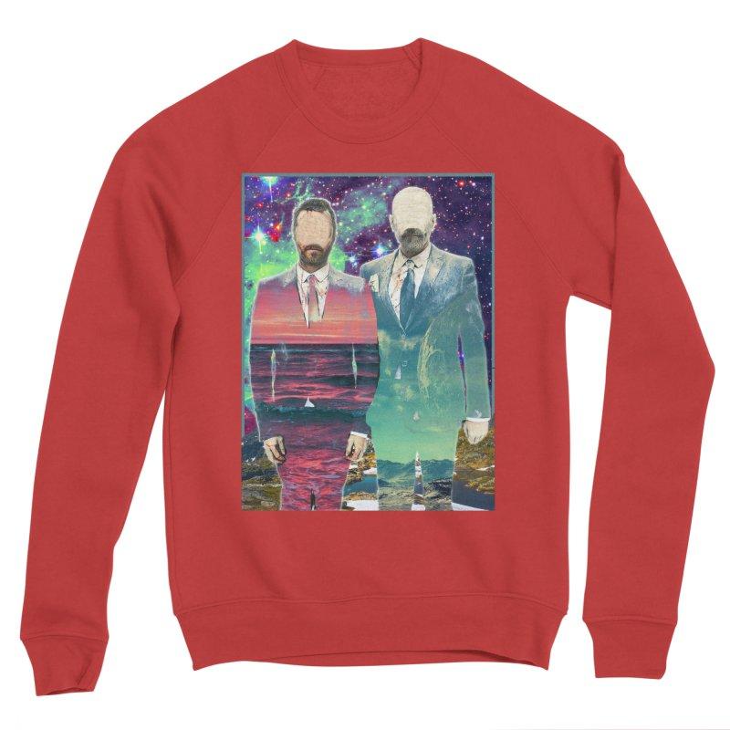 The Imperilment Department Women's Sponge Fleece Sweatshirt by Shadeprint's Artist Shop
