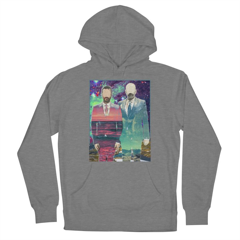 The Imperilment Department Men's French Terry Pullover Hoody by Shadeprint's Artist Shop