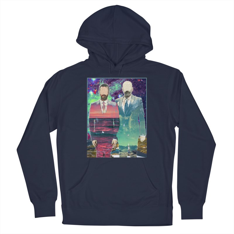 The Imperilment Department Men's Pullover Hoody by SHADEPRINT.DESIGN