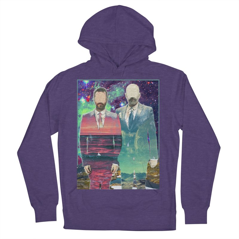 The Imperilment Department Women's French Terry Pullover Hoody by Shadeprint's Artist Shop