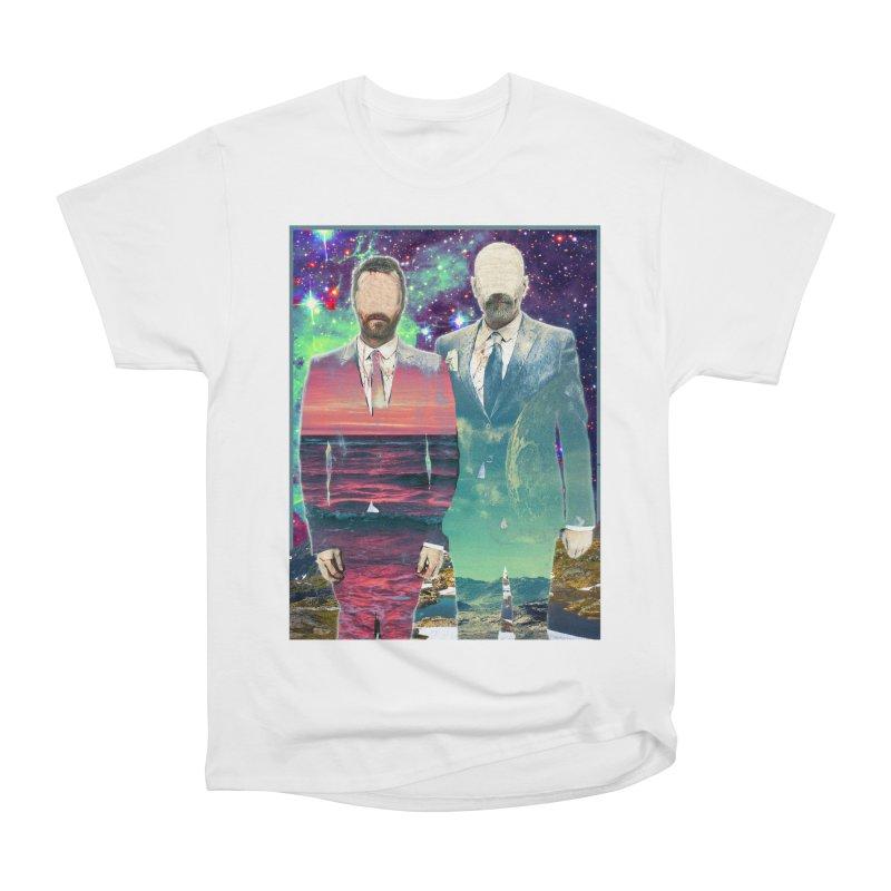 The Imperilment Department Men's Heavyweight T-Shirt by Shadeprint's Artist Shop