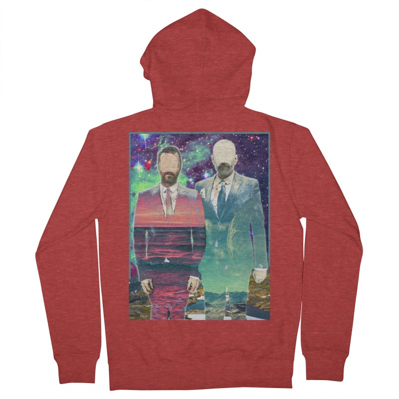 The Imperilment Department Women's French Terry Zip-Up Hoody by Shadeprint's Artist Shop