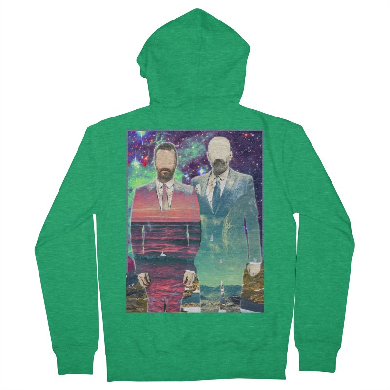 The Imperilment Department Men's Zip-Up Hoody by Shadeprint's Artist Shop