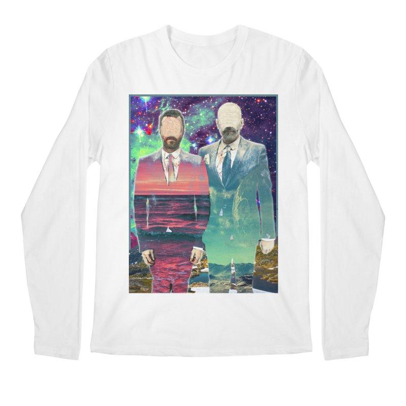 The Imperilment Department Men's Regular Longsleeve T-Shirt by Shadeprint's Artist Shop