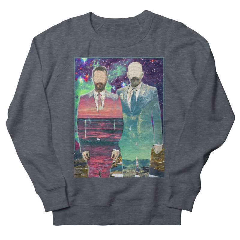 The Imperilment Department Men's French Terry Sweatshirt by Shadeprint's Artist Shop