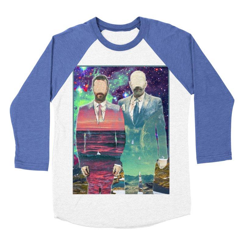The Imperilment Department Women's Baseball Triblend Longsleeve T-Shirt by Shadeprint's Artist Shop
