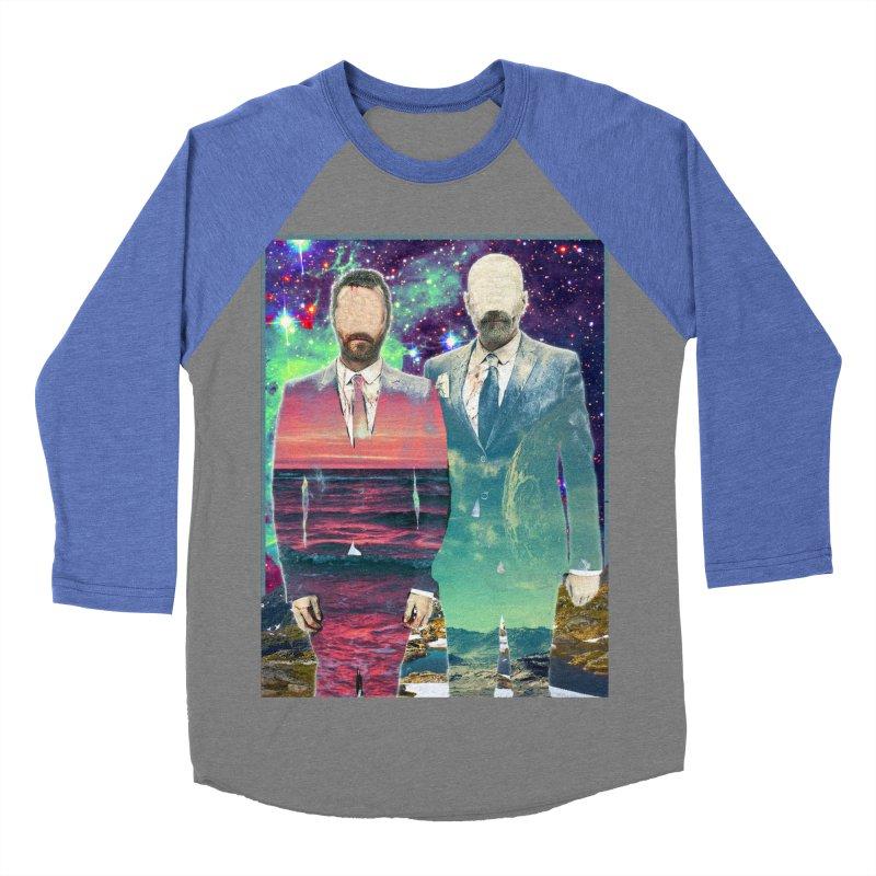 The Imperilment Department Men's Baseball Triblend Longsleeve T-Shirt by Shadeprint's Artist Shop