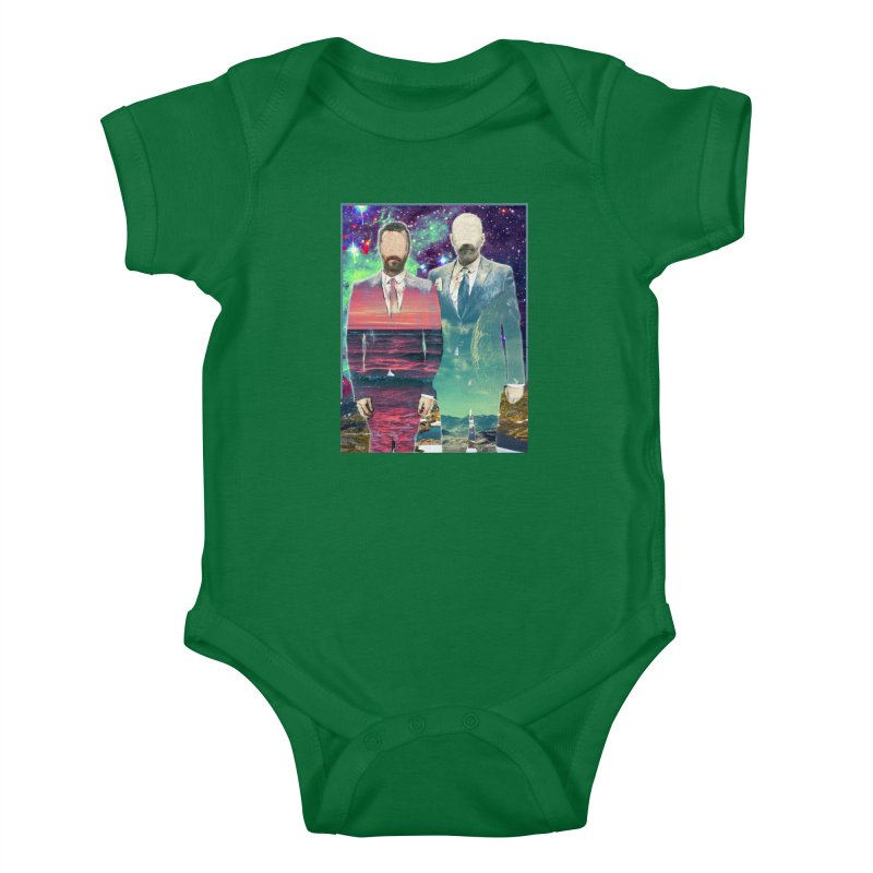 The Imperilment Department Kids Baby Bodysuit by Shadeprint's Artist Shop