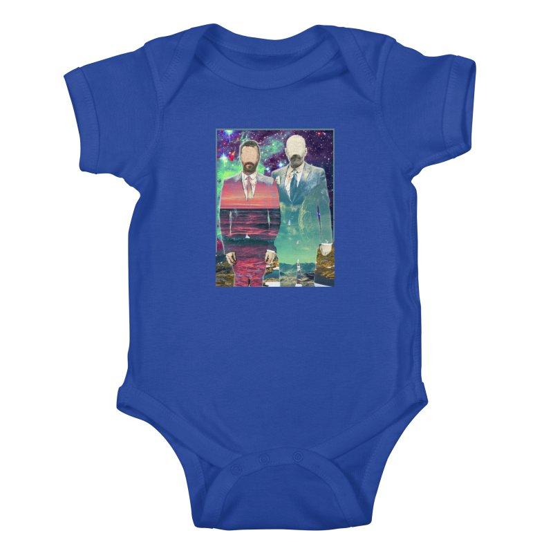 The Imperilment Department Kids Baby Bodysuit by Shadeprint's Artist Shop