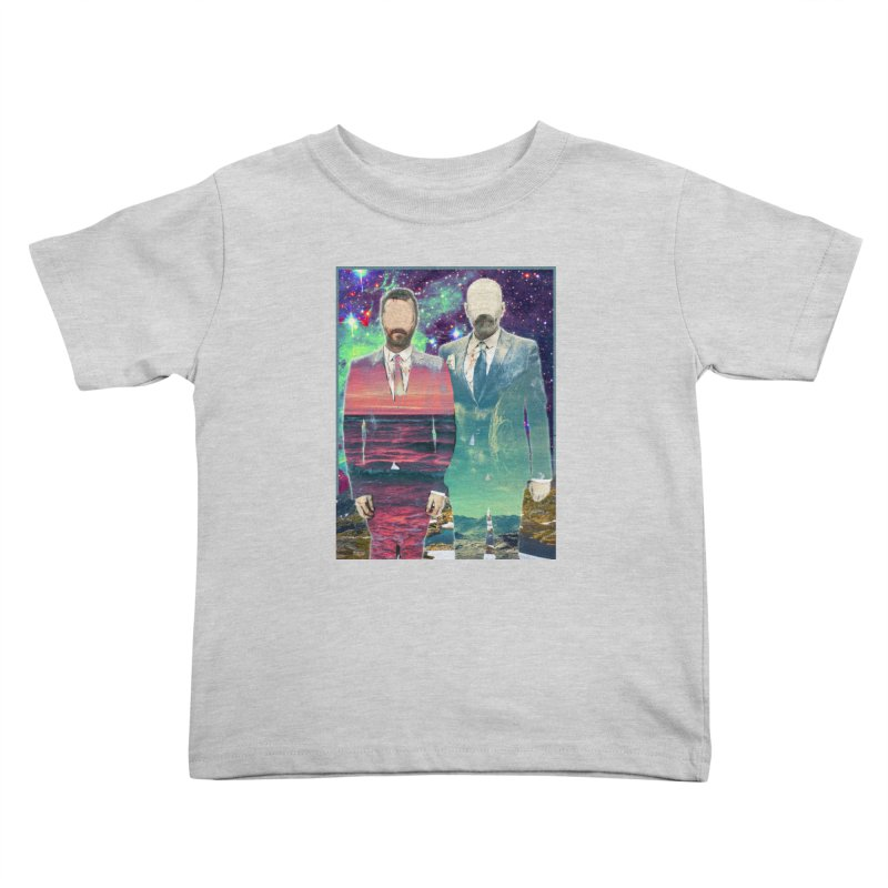The Imperilment Department Kids Toddler T-Shirt by Shadeprint's Artist Shop
