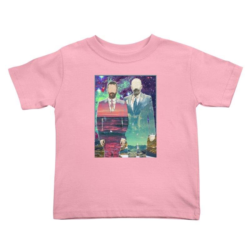 The Imperilment Department Kids Toddler T-Shirt by Shadeprint's Artist Shop