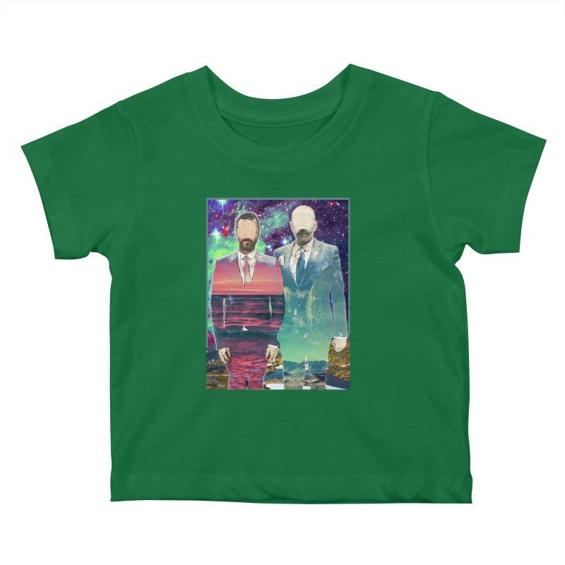 The Imperilment Department Kids Baby T-Shirt by Shadeprint's Artist Shop