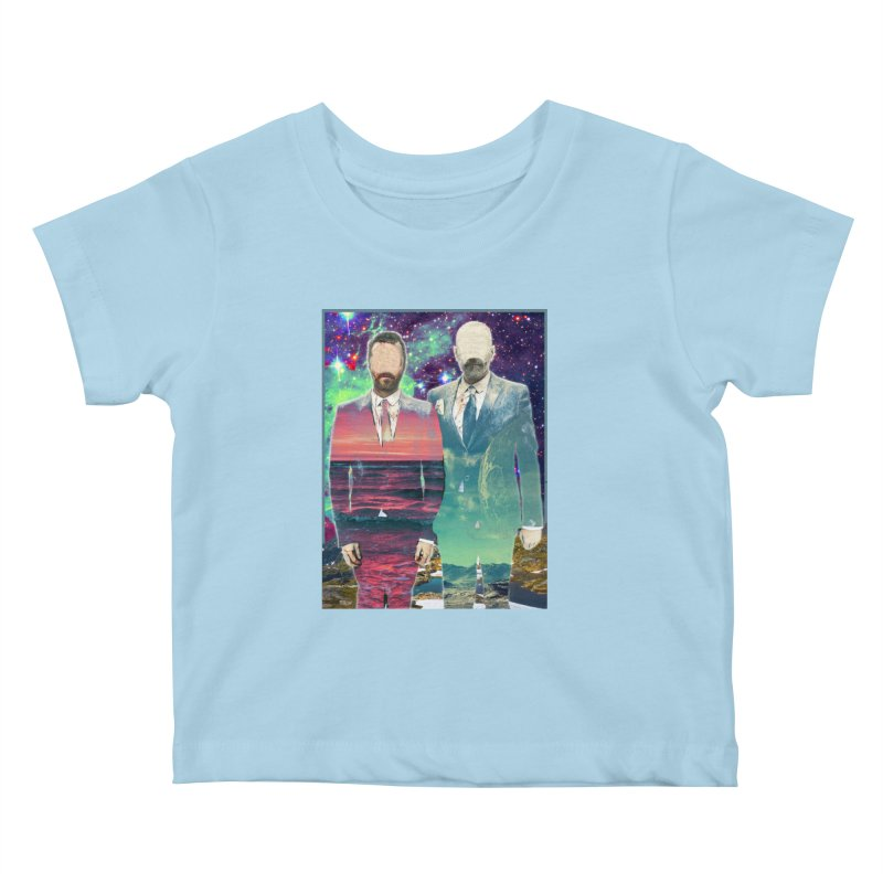 The Imperilment Department Kids Baby T-Shirt by Shadeprint's Artist Shop