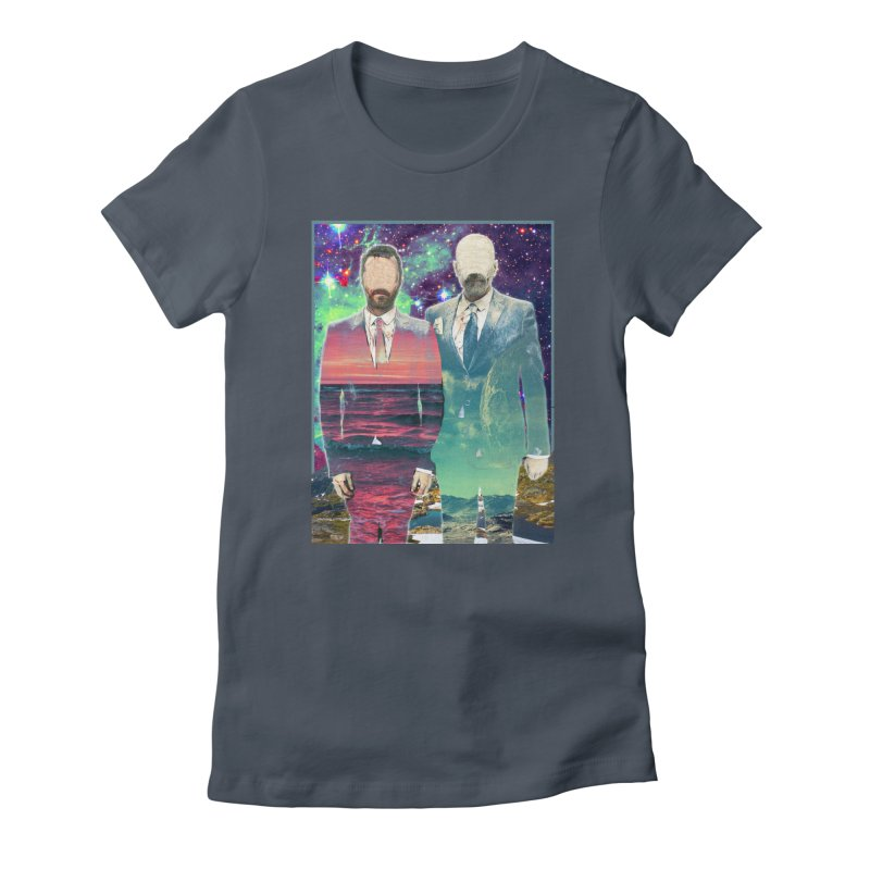 The Imperilment Department Women's T-Shirt by SHADEPRINT.DESIGN