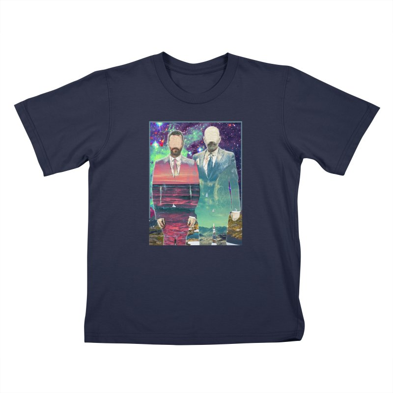 The Imperilment Department Kids T-Shirt by Shadeprint's Artist Shop